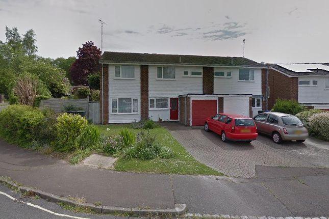 Thumbnail Semi-detached house to rent in 73 Barnmead, Haywards Heath