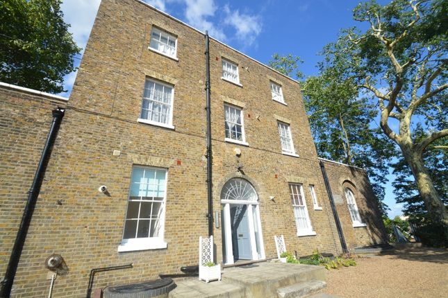 Thumbnail Flat to rent in Vicarage Park, London
