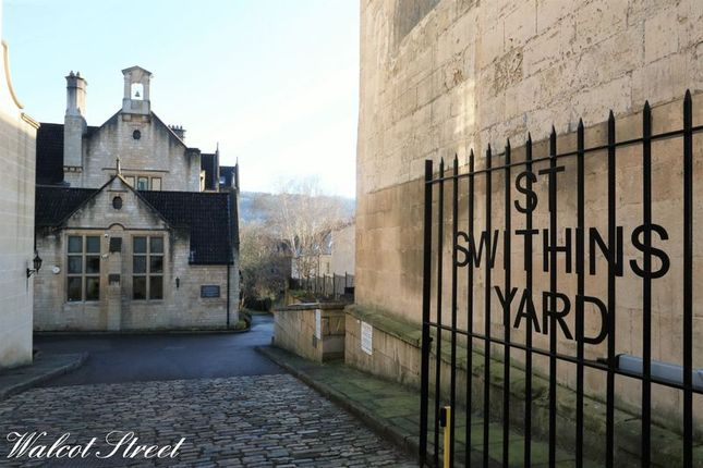 Thumbnail Flat for sale in Walcot Street, City Centre, Bath