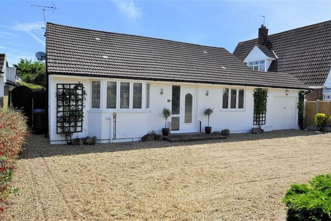 Thumbnail Detached bungalow for sale in Wharf Road, Wraysbury, Berkshire