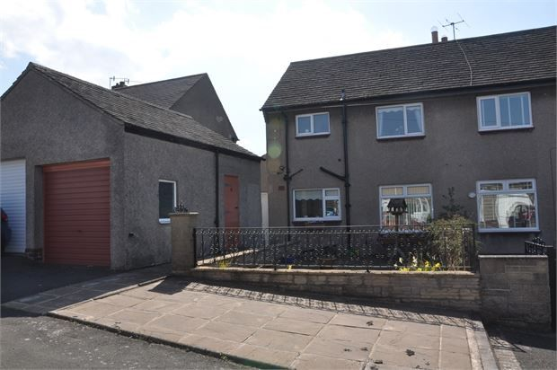 Thumbnail Semi-detached house for sale in Heatherlands, Haltwhistle