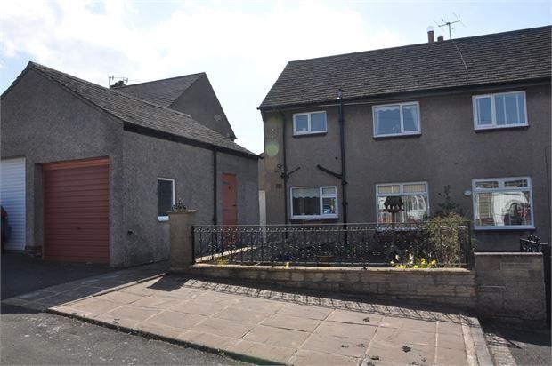Thumbnail Semi-detached house for sale in Heatherlands, Haltwhistle