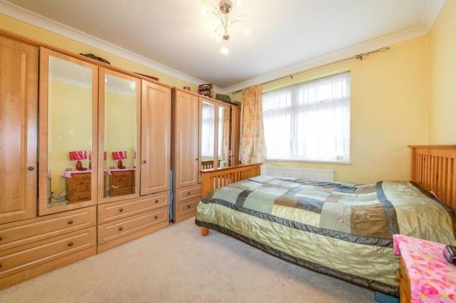 Bedroom Two of Rosemary Avenue, London N9