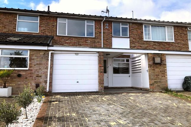 Thumbnail Terraced house to rent in Claremont Close, Orpington