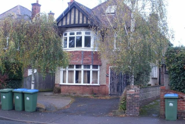 Thumbnail Flat to rent in Hill Lane, Shirley, Southampton