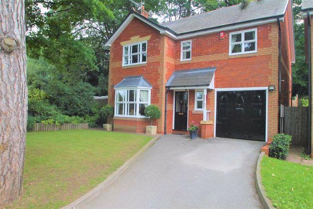 Thumbnail Detached house for sale in Parkfield Close, Edgbaston, Birmingham