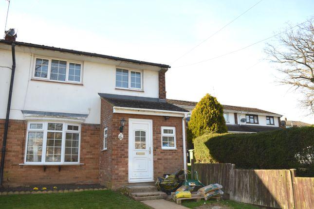 Thumbnail Property to rent in Cattsdell, Hemel Hempstead