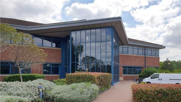 Thumbnail Office to let in Electron, Windmill Business Park, Swindon