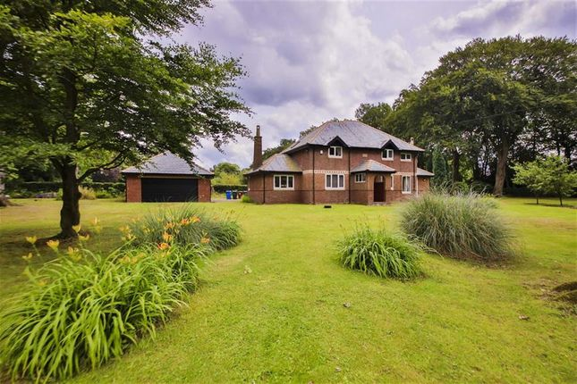 Thumbnail Detached house for sale in Wigan Lane, Heath Charnock, Lancashire