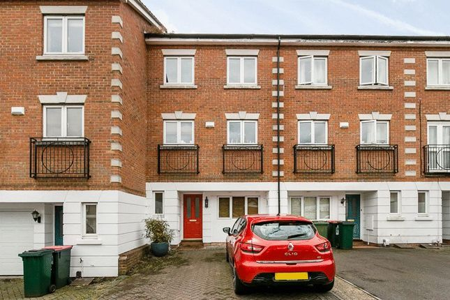 Thumbnail Town house for sale in Beverley Mews, Three Bridges, Crawley