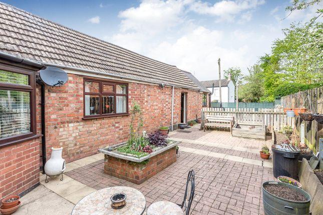 Thumbnail Semi-detached bungalow for sale in Kingsmead Park, Bedford Road, Rushden