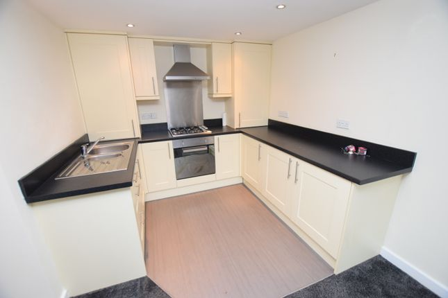 Thumbnail Flat to rent in St Peters Court, Riddings, Derbyshire