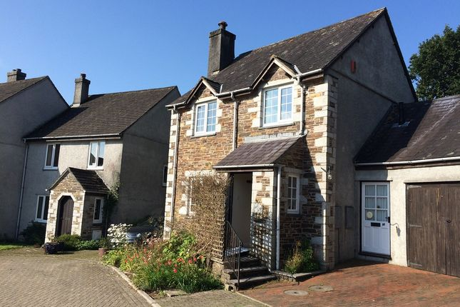 Thumbnail Link-detached house for sale in Chapel Meadow, Buckland Monachorum
