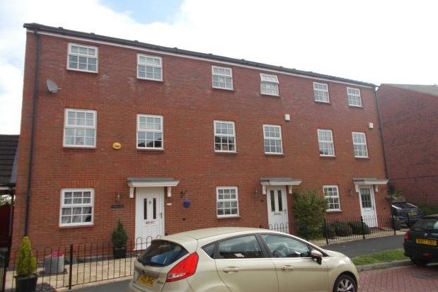 Thumbnail Property to rent in Williams Avenue, Fradley, Lichfield