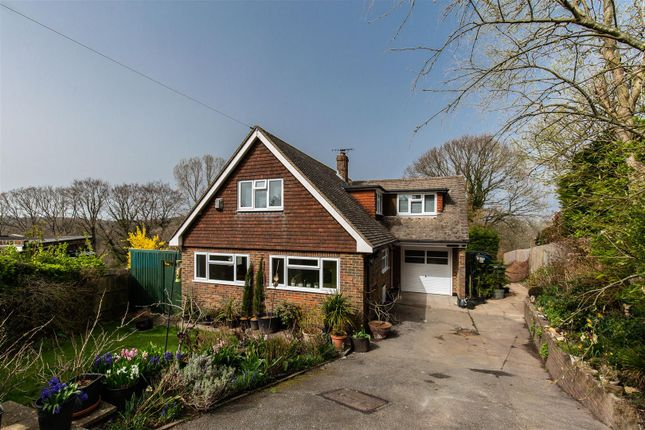 Thumbnail Detached house for sale in Ashdown View, Nutley, Uckfield