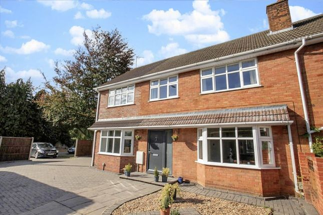 Thumbnail Semi-detached house for sale in Stevenage Road, Hitchin