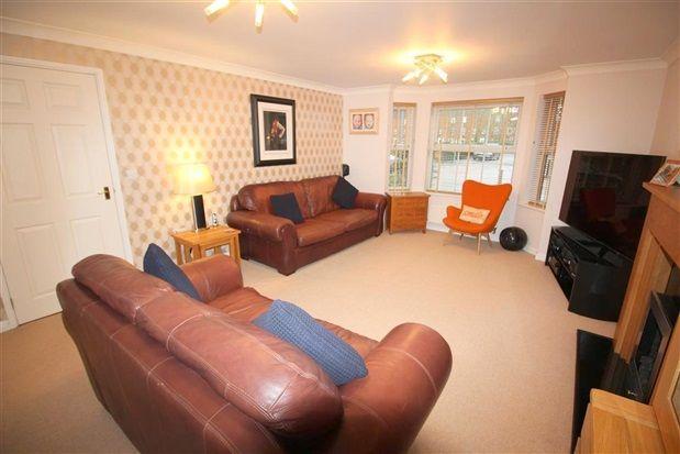 Living Room of Quins Croft, Leyland PR25