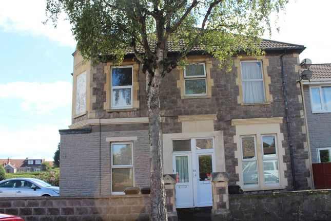 Thumbnail Flat to rent in St Pauls Road, Weston-Super-Mare, North Somerset