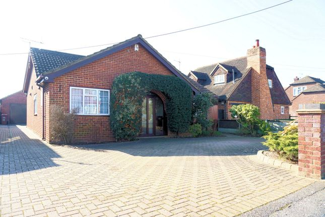Thumbnail Detached bungalow for sale in Junction Road, Ashford