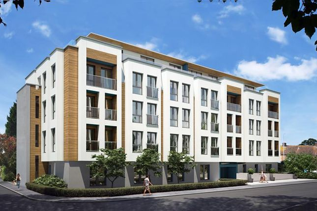 Thumbnail Flat to rent in New Orchard, Poole