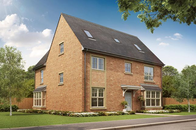 "Thumbnail Detached house for sale in ""Raby"" at Whitworth Park Drive, Houghton Le Spring"