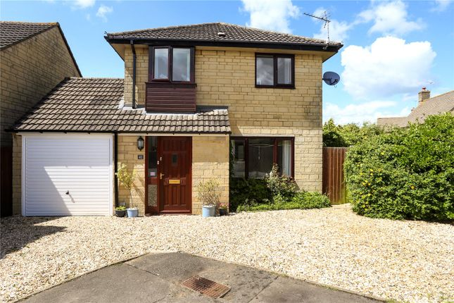 Thumbnail Detached house for sale in Pheasant Way, Cirencester
