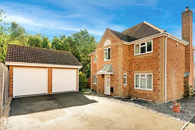 Thumbnail Detached house for sale in Snowdonia Way, Hinchingbrooke Park, Huntingdon