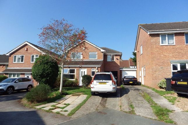 Thumbnail Detached house to rent in Exley Close, Warmley, Bristol