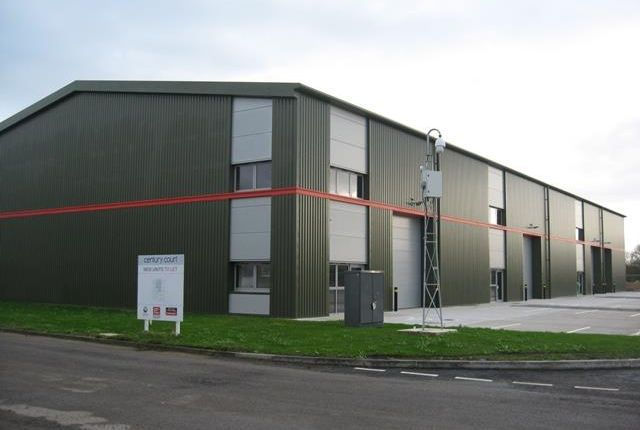 Thumbnail Light industrial to let in Second Phase, Unit 6 Century Court, Westcott Venture Park, Aylesbury, Buckinghamshire