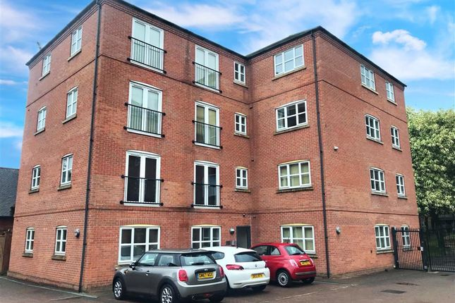 Thumbnail Flat to rent in Parliament Street, Derby