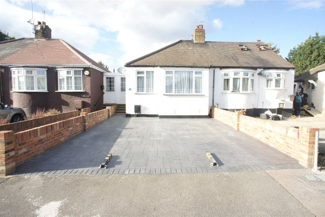 Thumbnail Bungalow for sale in Sydney Road, Abbey Wood, London