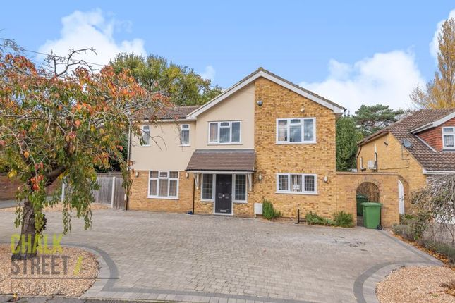 Thumbnail Detached house for sale in Yevele Way, Emerson Park