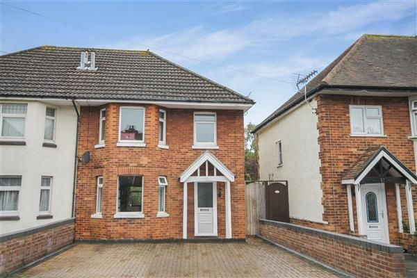 Thumbnail Semi-detached house to rent in Stanton Road, Bournemouth
