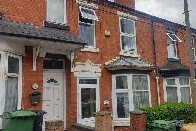 Thumbnail Terraced house to rent in Dando Road, Dudley