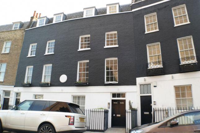 Thumbnail Flat to rent in Ashmill Street, London