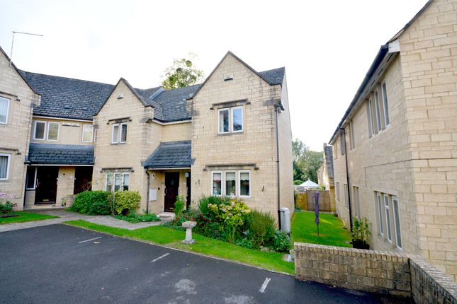 Thumbnail End terrace house for sale in West Grange Court, Lovedays Mead, Stroud, Gloucestershire
