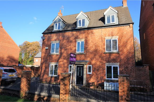 Thumbnail Detached house for sale in Wood Heath Way, Eastham