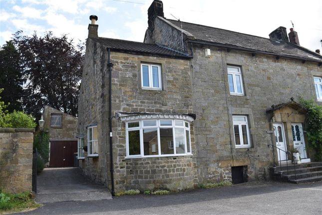 Thumbnail Cottage to rent in Moot House, Main Street, Kirby Malzeard, Ripon