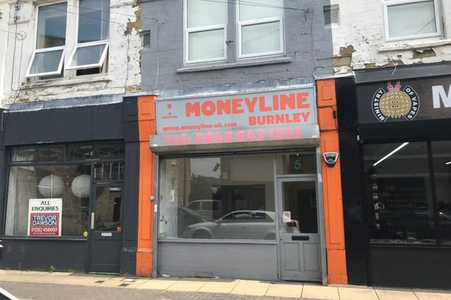 Thumbnail Retail premises to let in Brown Street, Burnley