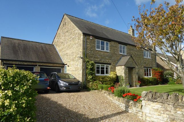 Thumbnail Detached house for sale in Corby Road, Gretton, Northants