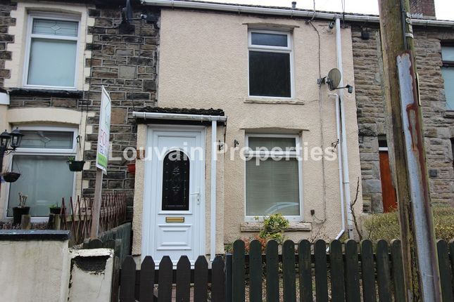 Thumbnail Terraced house for sale in Bridge Street, Abertillery, Blaenau Gwent.