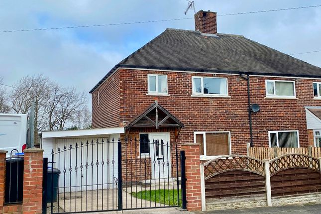 3 bed semi-detached house to rent in Endfield Road, Sheffield S5