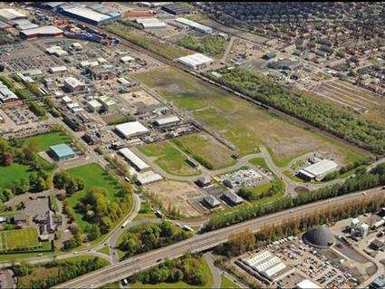 Thumbnail Land for sale in Earls Gate Park, Earls Road, Grangemouth