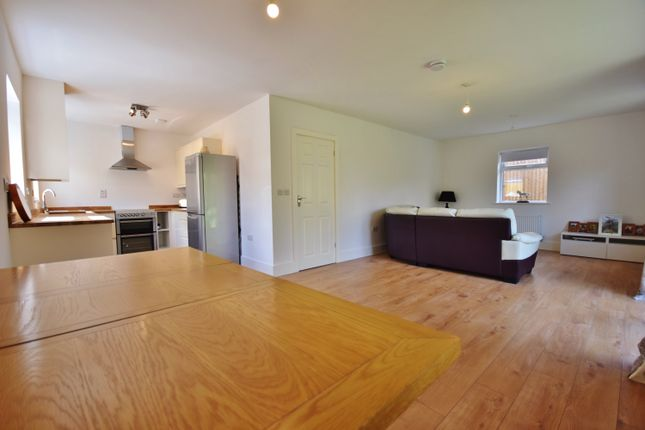 Thumbnail Detached house for sale in Warner Crescent, Didcot