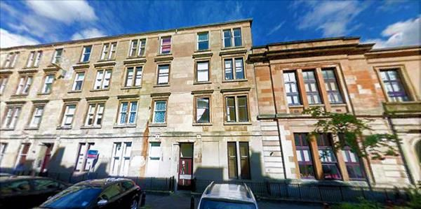 3 bed flat for sale in Thomson Street, Dennistoun, Glasgow