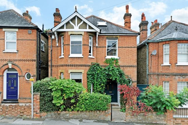 Thumbnail Detached house to rent in Wherwell Road, Guildford