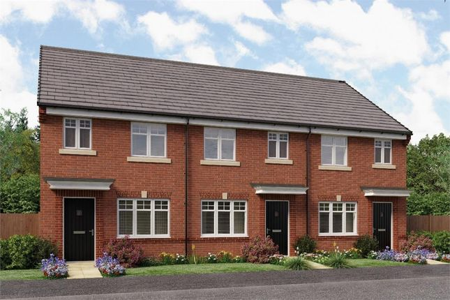 """Thumbnail Mews house for sale in """"The Stretton"""" at Former Sunderland College, Shiney Row"""