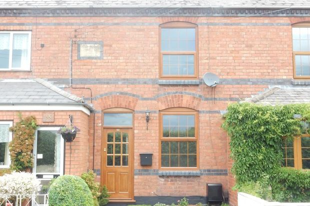 Thumbnail Cottage to rent in Summerfield Lane, Kidderminster