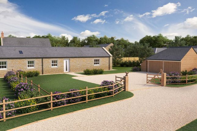 Thumbnail Barn conversion for sale in Unit 4, Harlow Hill Farm, Harlow Hill, Newcastle Upon Tyne