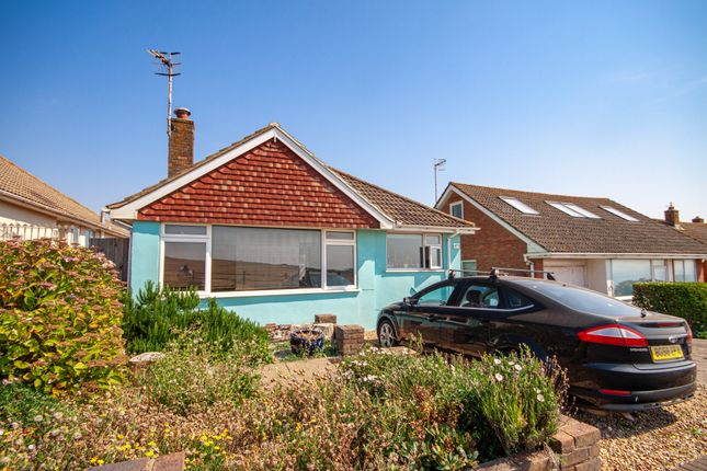 Thumbnail Bungalow for sale in Gorham Way, Telscombe Cliffs, East Sussex